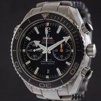 Omega Seamaster Planet Ocean Chronograph Acero 45,5mm Negro España, Barcelona