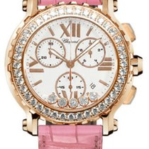 Chopard Happy Sport Rose gold White United States of America, New York, New York