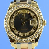 Rolex Day-Date Жёлтое золото 39mm Cерый