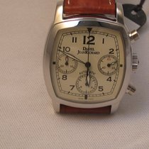 JeanRichard Stahl Automatik 7-25006-11-81A-AACD neu Schweiz, Aran