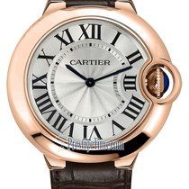 Cartier Ballon Bleu 40mm Rose gold 40mm Silver United States of America, New York, Airmont
