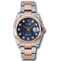 Rolex Datejust 116201 bljdo new