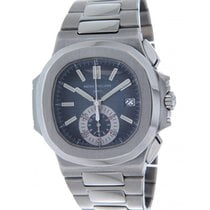 Patek Philippe Nautilus Chronograph 5980/1a In Steel, 40.5mm