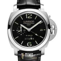 Panerai Luminor 1950 8 Days GMT PAM00233/PAM233 2020 new