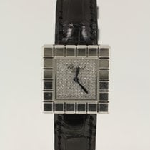 Chopard Ice Cube diamond dial from 2000 complete with box and...