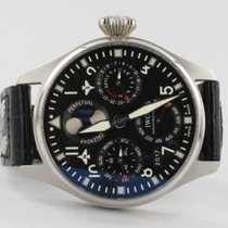IWC Platinum Automatic Black 46mm new Big Pilot