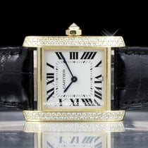 Cartier Tank Francaise MM  Watch  WE100851