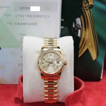 Rolex Ladies President Datejust 179178 Style 18k Yellow Gold...