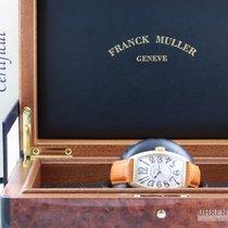Franck Muller Platinum Rotor Diamonds 5850SCD Fullset Box Papiere