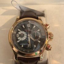 Jaeger-LeCoultre Master Compressor Chronograph Or rose 41mm Noir