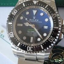 Rolex Sea-Dweller Deepsea Stahl
