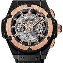 Hublot Ceramic 48mm Automatic 701.CO.0180.RX pre-owned