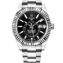 Rolex Sky-Dweller 42mm Black No numerals United States of America, New York, NEW YORK