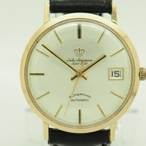 Jules Jürgensen Yellow gold 34.5mm Automatic pre-owned