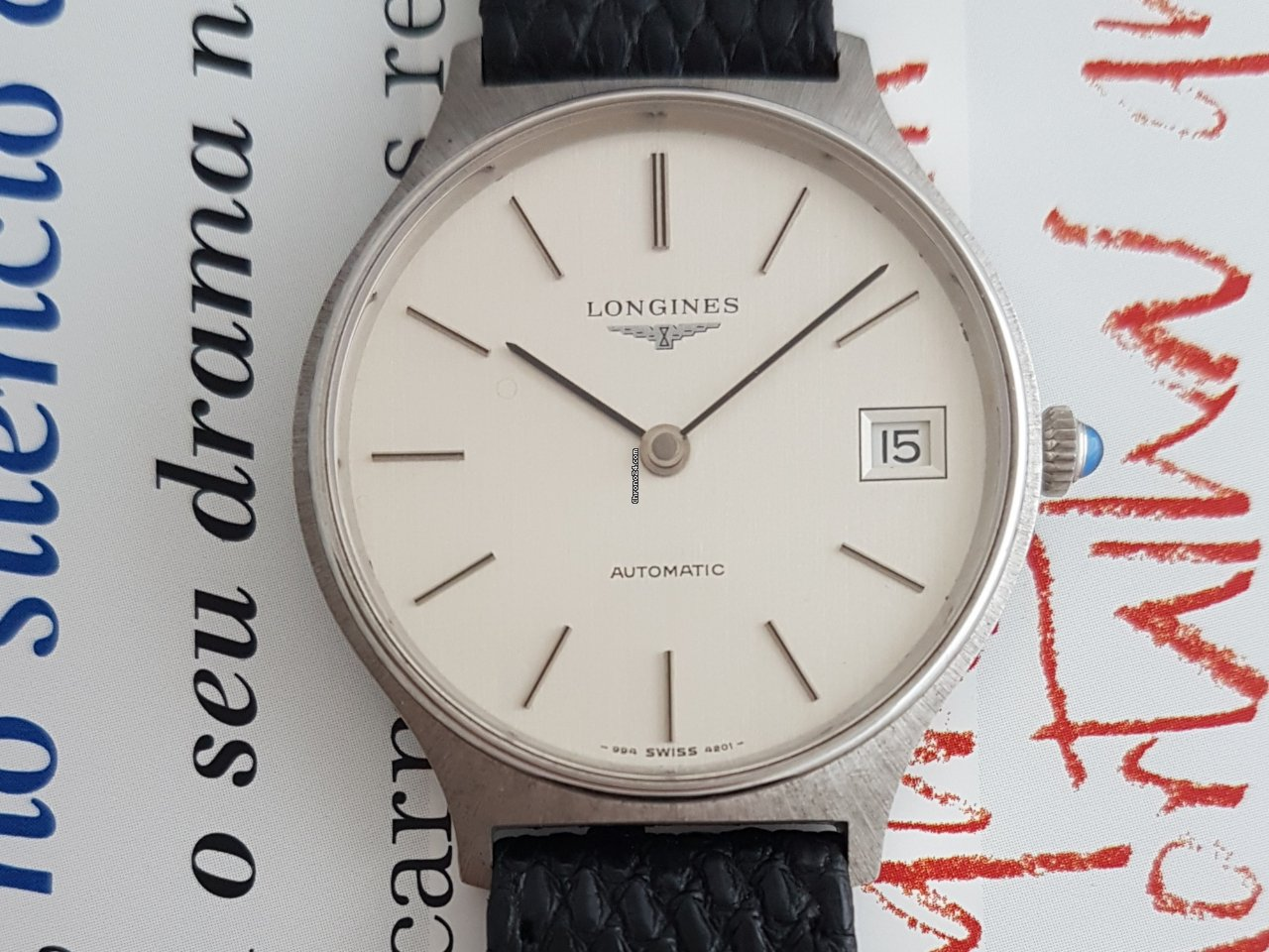 c7c09d21539 Comprar relógio Longines La Grande Classique