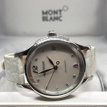Montblanc Princess Grace De Monaco Steel 34mm