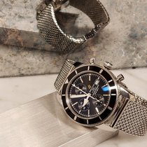 Breitling Superocean Héritage Chronograph usados 46mm Acero