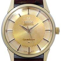 Omega Constellation 14381 61 SC 1961 usados