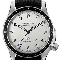 Bremont Steel Automatic BB1-SS/WH new