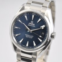 Omega Seamaster Aqua Terra new 2019 Automatic Watch with original box and original papers 231.10.42.21.03.003