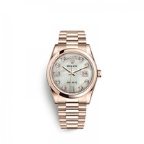 Rolex Day-Date 36 118205F0118 nouveau