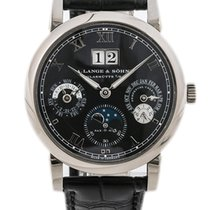 A. Lange & Söhne Langematik Perpetual White gold Black Roman numerals United States of America, New York, New York
