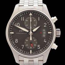 IWC Fliegeruhr Spitfire Chronograph IW387804 neu