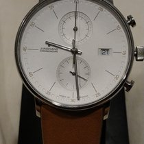 Junghans Steel Quartz 041/4774.00 pre-owned United States of America, New York, New York City