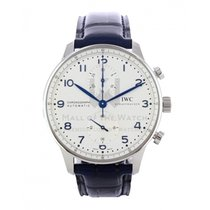IWC Portuguese Chronograph IW371446 2019 new