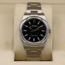 Rolex Oyster Perpetual 39 Steel 39mm Black No numerals United States of America, Tennesse, Nashville