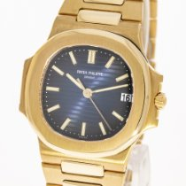 Patek Philippe 3800 Yellow gold 1995 Nautilus 37mm pre-owned
