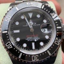Rolex neu Automatik 43mm Stahl Saphirglas