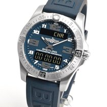 Breitling Aerospace EVO Titan 43mm Blau Deutschland, Teuschnitz