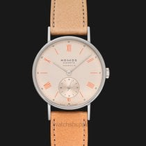 NOMOS Ludwig Neomatik 36.0mm Champagne United States of America, California, Burlingame