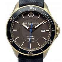 Baume & Mercier Bronze Automatic 42mm pre-owned Clifton
