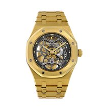Audemars Piguet Royal Oak Tourbillon 26513BA.OO.1220BA.01 Muy bueno Oro amarillo 41mm Cuerda manual