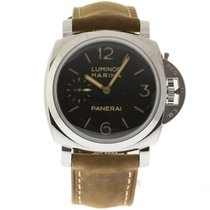 Panerai Luminor Marina 1950 3 Days Steel 47mm Black No numerals United States of America, Florida, 33132
