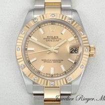 Rolex Lady-Datejust Gold/Stahl 31mm Gold Römisch Deutschland, München