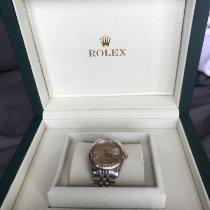 Rolex 16233 Or/Acier Datejust 36mm occasion France, Saint-Georges-d'Orques