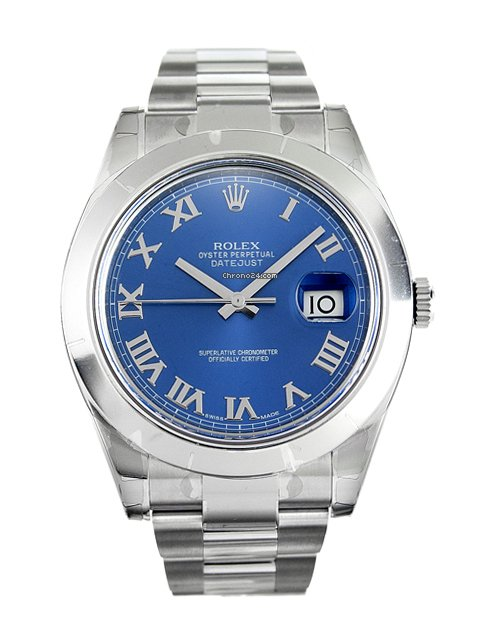 d07d40b4342 Rolex Datejust II 41mm   Smooth Bezel   Unworn