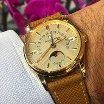 Patek Philippe 5050 Yellow Gol Perpetual Calendar Retrograde