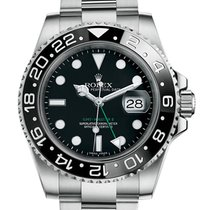 Rolex 116710LN Steel 2017 GMT-Master II 40mm new United Kingdom, London