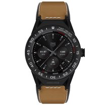 豪雅 (TAG Heuer) Men's Connected  Modular 45  SBF8A8013.82FT...
