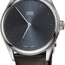Oris new Automatic Limited Edition Steel Sapphire crystal