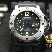 沛納海 PAM01024   LUMINOR SUBMERSIBLE AUTOMATIC  (NEW)