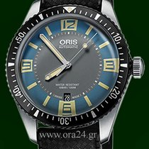 Oris Divers Sixty Five 40mm Automatic Date 2017 Box&papers