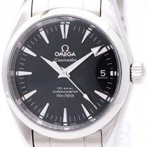 オメガ (Omega) Seamaster Aqua Terra Co-axial Automatic Watch...