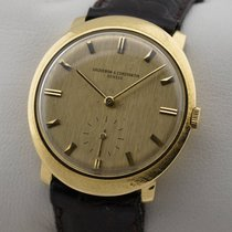 Vacheron Constantin Yellow gold 33mm Manual winding 6921 pre-owned