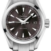 Omega Seamaster Aqua Terra neu 30mm Stahl