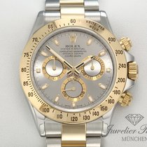 Rolex Daytona 116523 Stahl Gelbgold 750 Chronograph 2007...